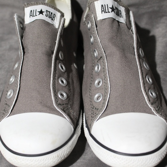 4f21132fb1bb Converse Other - CONVERSE CHUCK TAYLOR SLIM SLIP LOW TOP SHOES